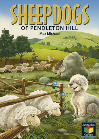 Sheepdogs of Pendleton Hill