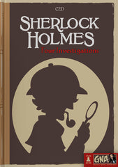 Graphic Novel Adventures - Sherlock Holmes (Book)