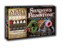 Shadows of Brimstone: Creatures of Void Paint Set