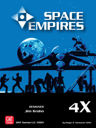 Space Empires: 4X (Fourth Printing) *PRE-ORDER*