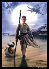 Fantasy Flight Card Sleeves: Star Wars - Rey LE (50)