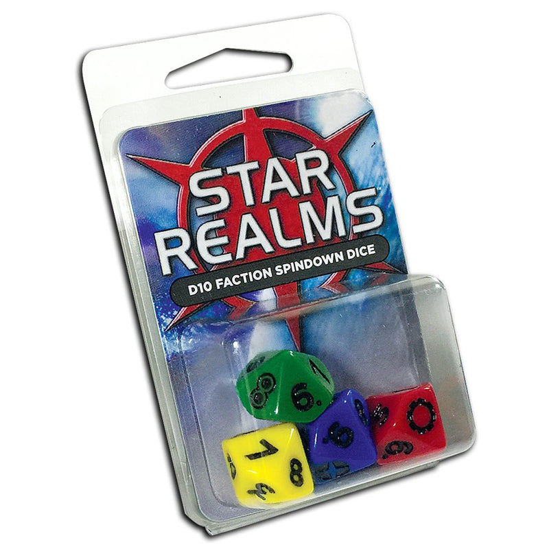Star Realms: Dice
