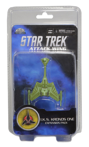Star Trek: Attack Wing – I.K.S. Kronos One Expansion Pack
