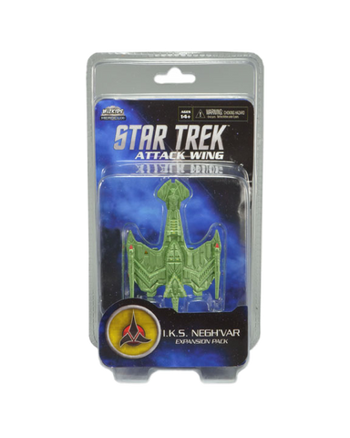 Star Trek: Attack Wing – I.K.S. Negh'Var Expansion Pack
