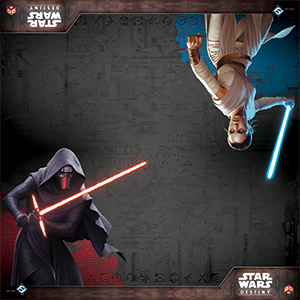 Star Wars: Destiny ‐ Awakenings Two Player Playmat
