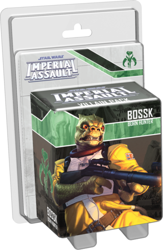 Star Wars: Imperial Assault - Bossk Villain Pack
