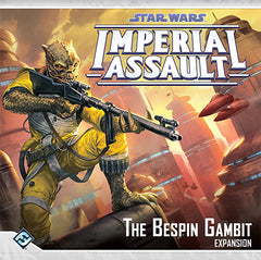 Star Wars: Imperial Assault – The Bespin Gambit