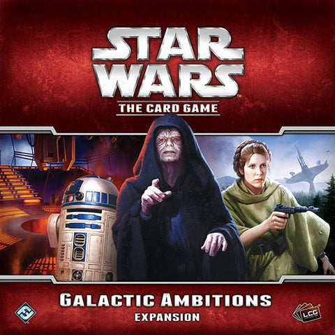 Star Wars: The Card Game – Galactic Ambitions