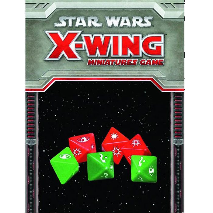 Star Wars: X-Wing Miniatures Game - Dice Pack