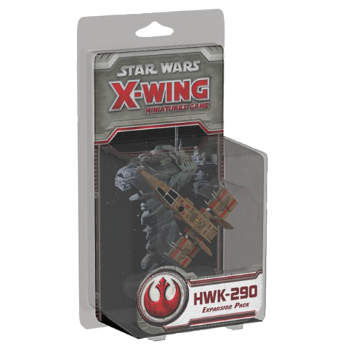 Star Wars: X-Wing Miniatures Game - HWK-290 Expansion Pack