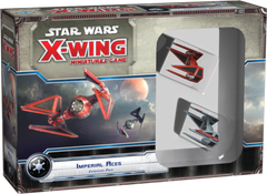 Star Wars: X-Wing Miniatures Game - Imperial Aces Expansion Pack