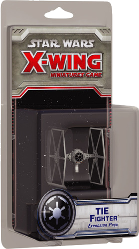 Star Wars: X-Wing Miniatures Game - TIE Fighter Expansion Pack