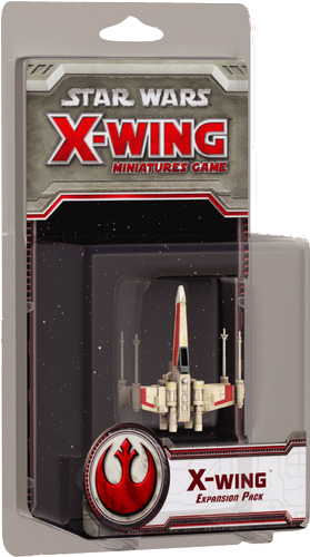 Star Wars: X-Wing Miniatures Game - X-Wing Expansion Pack
