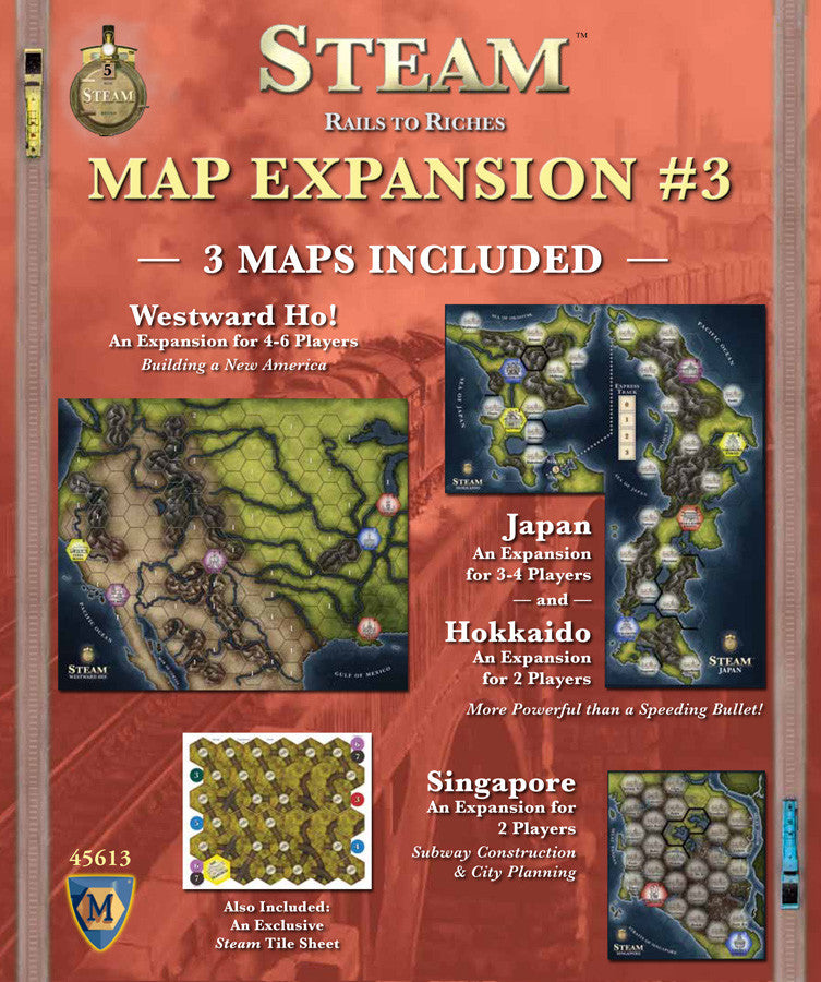 Steam: Map Expansion