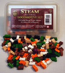 Steam Locomotive Set