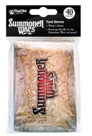 Summoner Wars: Cards Sleeves (40 Per Pack)