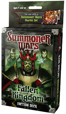 Summoner Wars: Fallen Kingdom Faction Deck