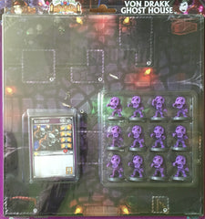 Super Dungeon Explore: Von Drakk Ghost House Tile Pack