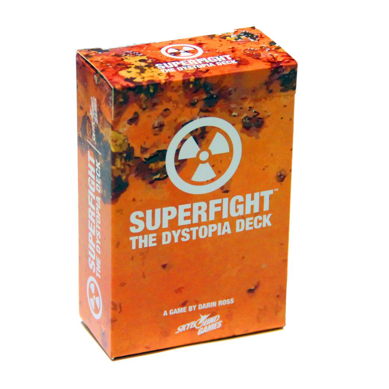 Superfight: The Dystopia Deck