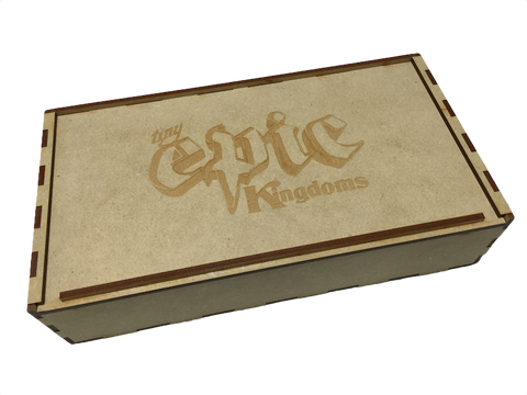 Go7 Gaming - Kingdoms Chest for Tiny Epic Kingdoms