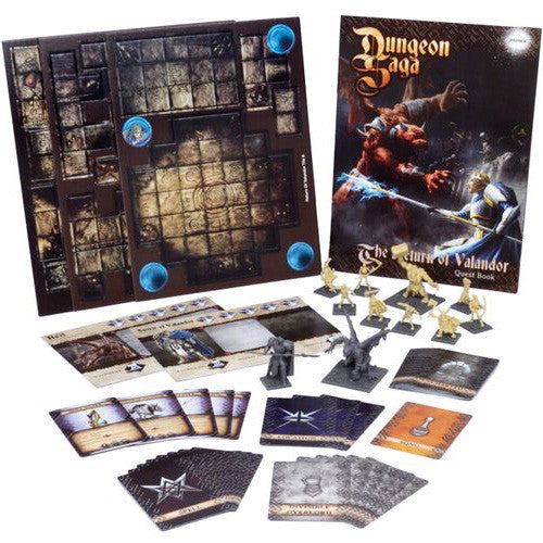 Dungeon Saga: The Return Of Valandor