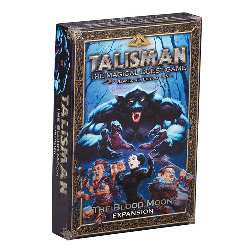 Talisman (New Pegasus Spiele Edition): The Blood Moon Expansion