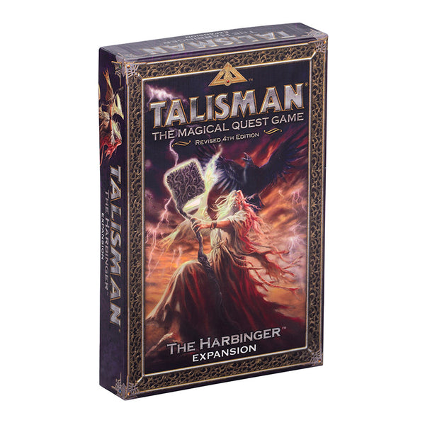 Talisman (New Pegasus Spiele Edition): The Harbinger Expansion