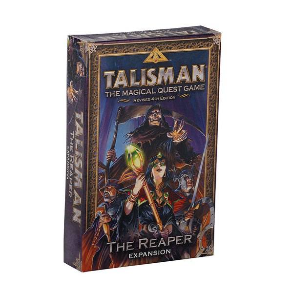 Talisman (New Pegasus Spiele Edition): The Reaper Expansion