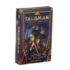 Games Workshop - Talisman (Fourth edition): The Reaper Expansion