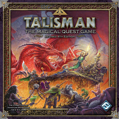 Talisman (Revised 4th Edition) (Fantasy Flight Edition)