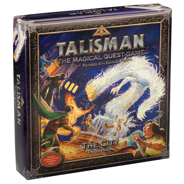 Talisman (New Pegasus Spiele Edition): The City Expansion