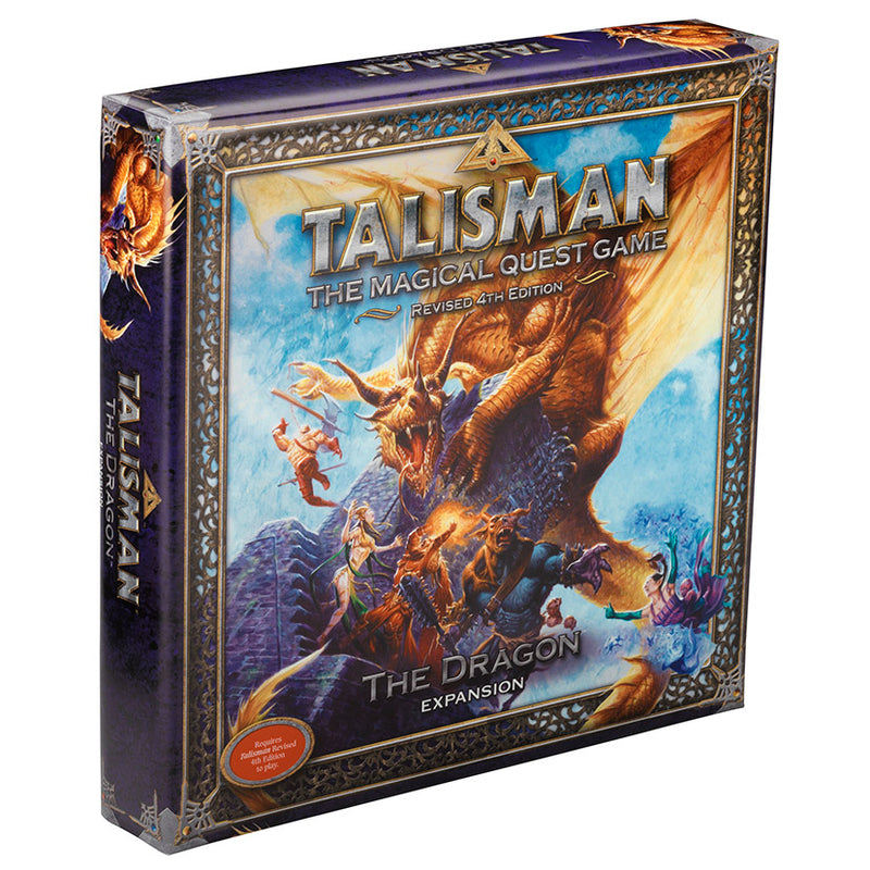Talisman (New Pegasus Spiele Edition): The Dragon Expansion
