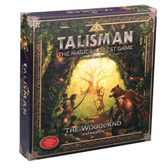 Games Workshop - Talisman (fourth edition): The Woodland Expansion