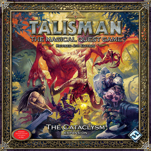 Talisman (New Pegasus Spiele Edition): The Cataclysm Expansion
