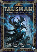 Talisman (New Pegasus Spiele Edition): The Deep Realms Expansion *PRE-ORDER*