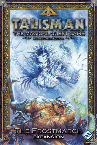 Talisman (New Pegasus Spiele Edition): The Frostmarch Expansion