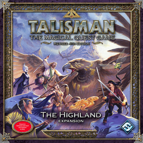 Talisman (New Pegasus Spiele Edition): The Highland Expansion