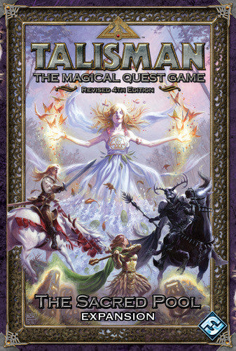Talisman (New Pegasus Spiele Edition): The Sacred Pool Expansion