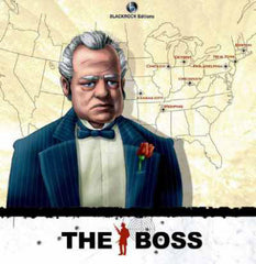 The Boss (Blackrock Editions)