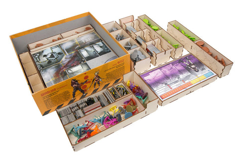 The Broken Token - Zombicide Season 2 Organizer
