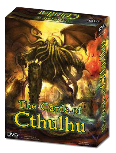 The Cards of Cthulhu