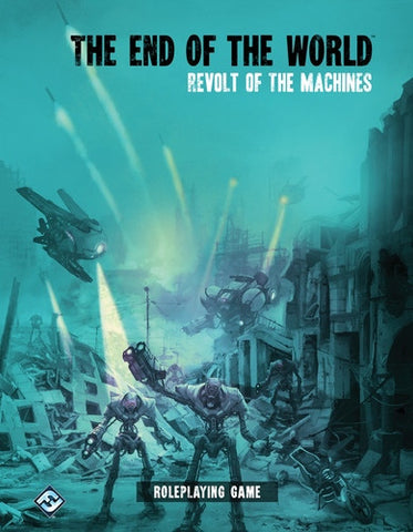 The End of the World: Revolt of the Machines (Book)