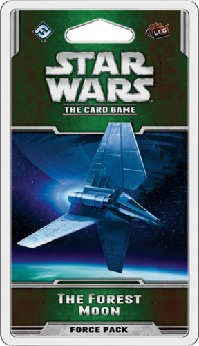 Star Wars: The Card Game - The Forest Moon