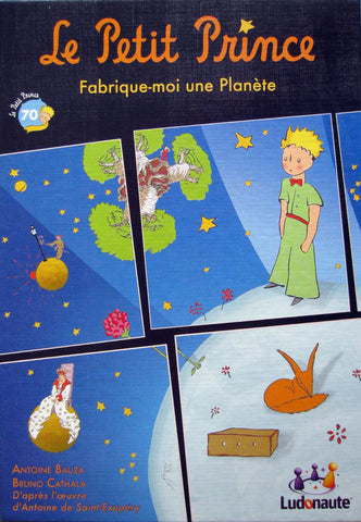 The Little Prince: Make Me a Planet (French)