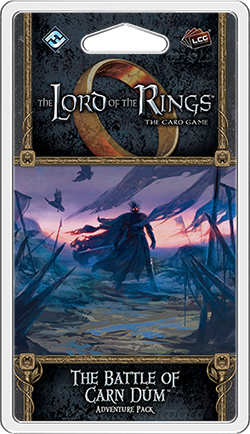 The Lord of the Rings: The Card Game - The Battle of Carn Dûm