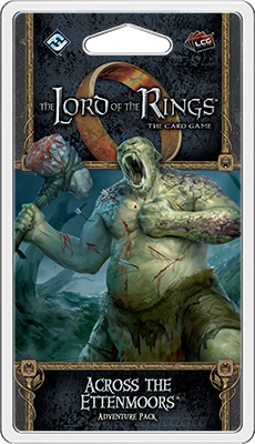 The Lord of the Rings: The Card Game - Across the Ettenmoors