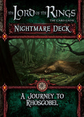 The Lord of the Rings: The Card Game – Nightmare Deck: A Journey to Rhosgobel