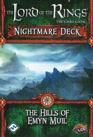 The Lord of the Rings: The Card Game – Nightmare Deck: The Hills of Emyn Muil