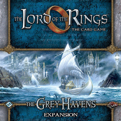 The Lord of the Rings: The Card Game – The Grey Havens