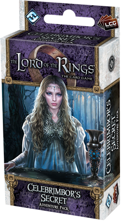 The Lord of the Rings: The Card Game - Celebrimbor's Secret